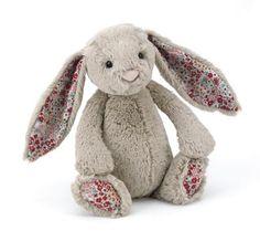 Jellycat | Blossom Bashful | Beige Bunny