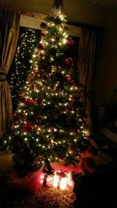 Under the xmas tree...