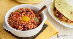 Ricette vegetariane - Chili vegano - Vegolosi