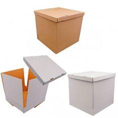 Cajas de Regalo Surprise Box, Magic Box, Gift Baskets, Ideas Para, Diy And Crafts, Balloons, Happy Birthday, Instagram, Handmade