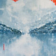 Paintings – gina sarro landscapes - Moments we remember - Inquire Acrylic Paintings, Abstract Landscape, West Coast, Vancouver, Landscapes, In This Moment, Artwork, Artist, Paisajes