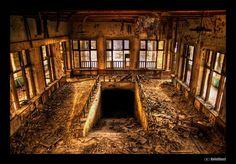 Abandoned place Photography