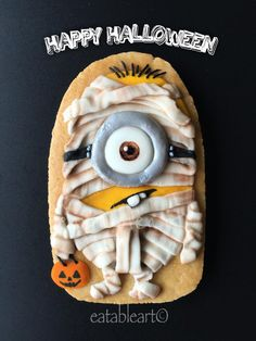Mummy Minion | Cookie Connection