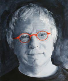 Paul te Braak bij #kunstwag 17 en 18 september 2016. Als portretschilder blijven mensengezichten en lichaamstaal mij boeien. Een portret vertelt een verhaal. Elke blik van een persoon, jong of oud, spreekt. Hoe wij omgaan met uitdrukkingen en emoties die we zien in iemands gezicht of lichaamshouding is psychologisch bepaald.