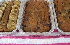 Paleo Banana Bread ~~~3 Ways (no nuts)