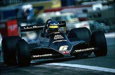 Ronnie Peterson GP Spagna 1978