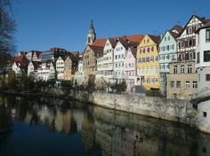 Sindelfingen, Germany :)   My 1st stop in Europe with Dad. I LOVED every minute of this trip.