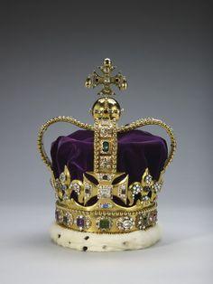 St. Edward's Crown