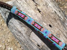 Over Under Quirt Beaded Quirt Beaded Over by HorsetailsBeadwork, $50.00