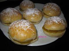 Una deliciosa receta deBollitos de cremapara #Mycookhttp://www.mycook.es/receta/bollitos-de-crema/