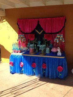 Fathima's Frozen Celebration  | CatchMyParty.com