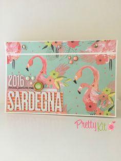 Claudia's Scrap: Mini Album - Sardegna 2016