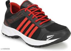 Checkout this latest Sports Shoes Product Name: *Godigo Men's Red Black Mesh Sports Running Shoes* Material: Mesh Sole Material: EVA Fastening & Back Detail: Lace-Up Pattern: Solid Sizes:  IND-6 (Foot Length Size: 24.5 cm, Foot Width Size: 9.4 cm)  IND-7 (Foot Length Size: 25.5 cm, Foot Width Size: 9.7 cm)  IND-8 (Foot Length Size: 26.5 cm, Foot Width Size: 10 cm)  IND-10 (Foot Length Size: 28.5 cm, Foot Width Size: 10.6 cm)  Country of Origin: India Easy Returns Available In Case Of Any Issue   Catalog Rating: ★3.9 (256)  Catalog Name: Relaxed Attractive Men Sports Shoes CatalogID_2274719 C67-SC1237 Code: 474-11956556-549