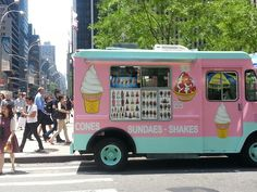 NYC Food Truck #softserve