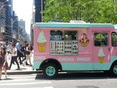 NYC Food Truck #softserve
