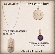 Tell your Love Story with our Stella & Dot personalized engravables! www.stelladot.com/jillking