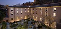 Hotel Savelli, antiguo monasterio romano - http://www.absolutitalia.com/hotel-savelli-antiguo-monasterio-romano/