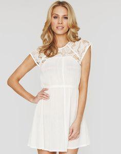 FCUK Lorilace Short Dress