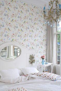 Papel de parede Pip Studio, colecção Early Bird. À venda na Nova Decorativa! #decoração #papeldeparede #homedecor #wallpaper #PipStudio