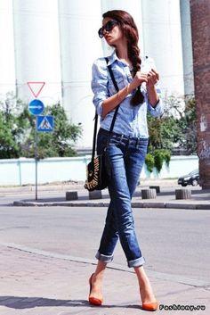Tirantas street style - Fucsia.co