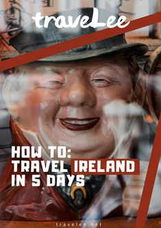 2 weeks ago I boarded my flight from Ireland back to Munich. I had exactly 5 days in Ireland, wanted to see as much as possible, but didn't want rush through a packed itinerary. I did it. How? You will find out in this post.