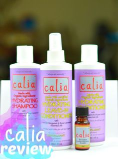 Calia Hydrating Shampoo and Conditioner Review - The Pixel Odyssey