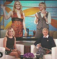 Carrie on Ellen 9/16/16