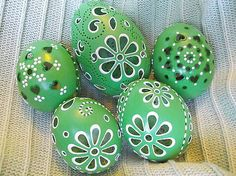 Madeirove kraslice / lusssy - SAShE.sk - Handmade Dekorácie