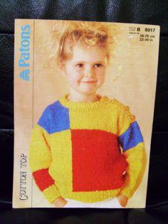 for sale £1.30 plus p/p original pattern