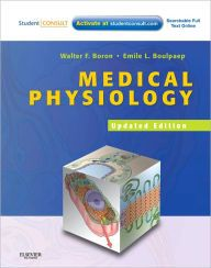 Medical Physiology, Updated Edition: with STUDENT CONSULT Online Access / Edition 2 by Walter F. Boron Download