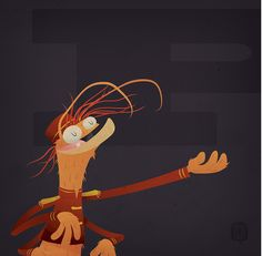 #Muppets - P is for Pepe the King Prawn