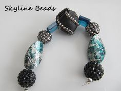 Jesses James 7 inch Bead Strand / Fun Family by SkylineBeads, $3.65
