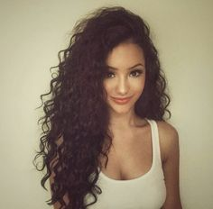 40 long natural curls hairstyles - Hairstyle Fix - - you're not the only one - 40 long natural curls hairstyles, curls hairstyles natural - Curly Hair Styles, Long Curly Hair, Natural Hair Styles, Curly Short, Curly Perm, Medium Curly, Long Natural Curls, Luscious Hair, Mi Long