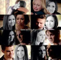 Goodbye Elena   everyone else better continue TVD though