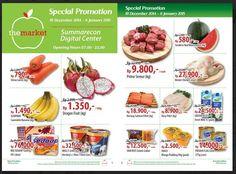 The Market Special, Promo 19 Desember 2014 – 8 Januari 2015