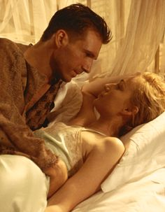 Ralph Fiennes e Kristin Scott Thomas em O Paciente Inglês/ The English Patient, 1996 Le Patient Anglais, Ballet, I Movie, Movie Stars, The English Patient, Kristin Scott Thomas, Image Film, Ralph Fiennes, Movie Couples