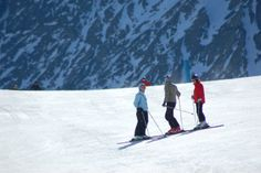 Then I'd probably start to crave the new world, so I'd head south, and go skiing in the Chilean Andes. #mybeautifulair