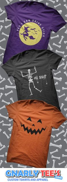 Check out our entire collection of awesome Halloween shirts! Buy 2 and Get FREE Shipping in the USA! Check it out now!