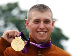 Army sergeant Vincent Hancock gave the United States more skeet gold after Kim Rhode won gold the previous day.