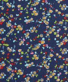 Blue Dorothy Cotton Craft Fabric