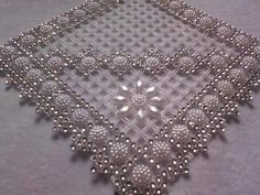 [IMG] Plastic Canvas, Perler Beads, Doilies, Diy And Crafts, Jewelry, Design, Diy Jewelry, Face Towel, Handmade Christmas Crafts