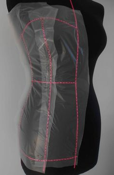 """This """"How to Make a Corset"""" Instructable makes it not look to complicated. Could make myself a duct tape dress form to make the pattern on."""