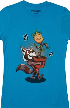 Dancing Groot Shirt: Super Hero Marvel Comics Groot T-shirt