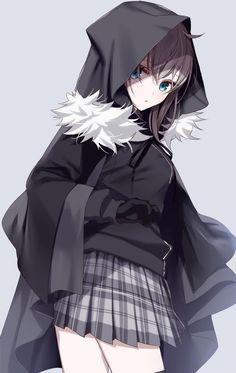 Comfy King - Geek World Anime Girl Neko, Fille Anime Cool, Art Anime Fille, Cool Anime Girl, Pretty Anime Girl, Anime Oc, Female Anime, Beautiful Anime Girl, Anime Art Girl