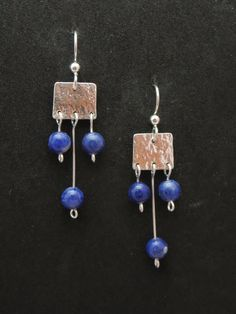 An Artful Romp: A Fresh Batch of Earrings...