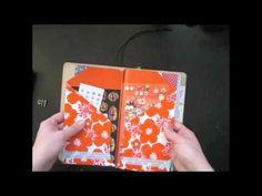 How I Use My Midori Traveler's Notebooks - YouTube
