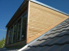 Moderne Dachgaube