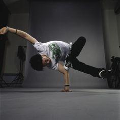 Airchair, Babyflair, Breakdance