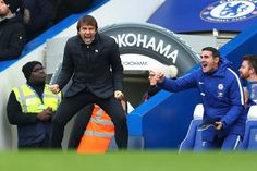 Conte confirmed as top choice for Italy job