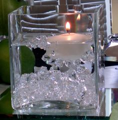 Fire & Ice Centerpiece by dining delight, via Flickr